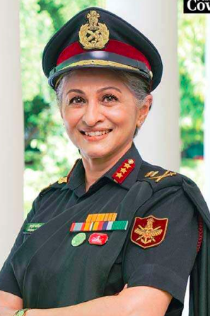 Lieutenant General Madhuri Kanitkar Is The Third Woman To Hold The Three-Star Rank In Indian Army