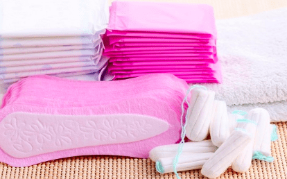 Free Sanitary Napkins For The Factory Workers In Meghalaya