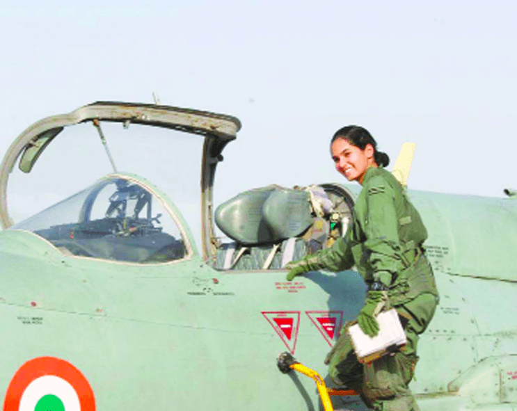 Woman Pilot Is Set To Fly The Newly Inducted Rafale Jets