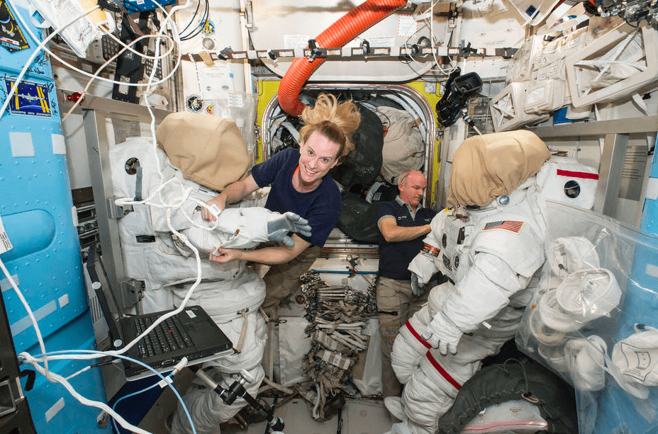 Kathleen Hallisey Rubins To Cast Her Vote From Space