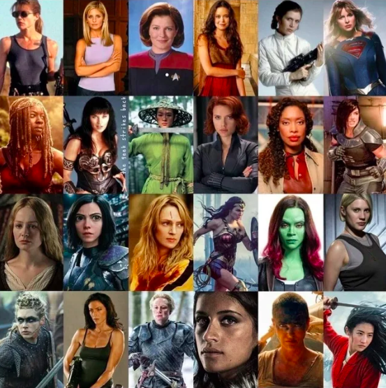 Sexist things that they show on female characters which are awfully disturbing