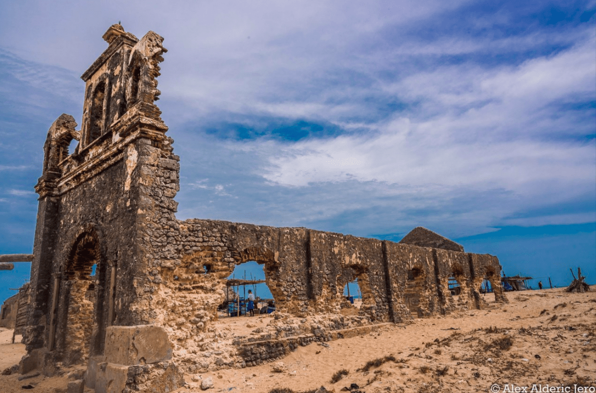 Welcome to the 'Ghost Town' of Dhanushkodi