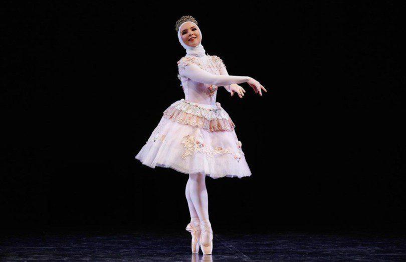 Stephanie Kurlow Is World's First Hijabi Ballerina