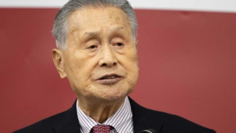 Meetings with women 'take so much time,' says Tokyo Olympics chief