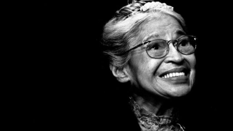 All You Have To Know About The Trailblazer Rosa Parks, The First Woman Civil Rights Activist