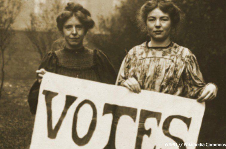 Switzerland Didn't Let Its Women Vote Until 1971!
