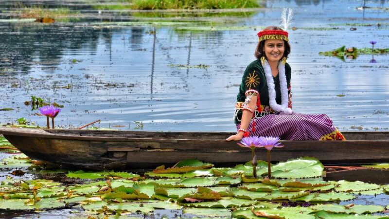 The Most Beauteous, Captivating and the World's Only Floating Lake: LOKTAK LAKE