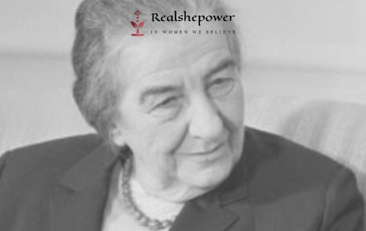 Do You Know Golda Meir? The Iron Lady of Israeli