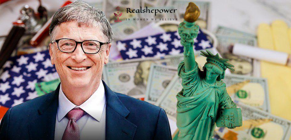 Bill Gates says no to sharing vaccine formulas to developing world