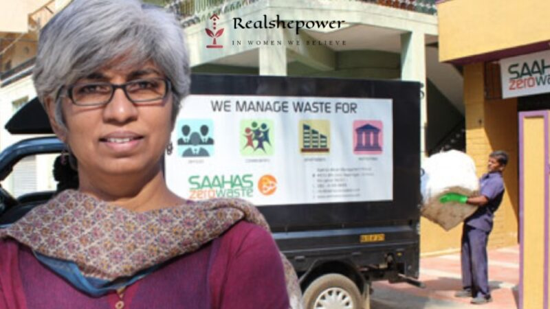 Trashes, Garbage, Debris are the Commodities for this Unique Startup: 'Saahas Zero Waste'