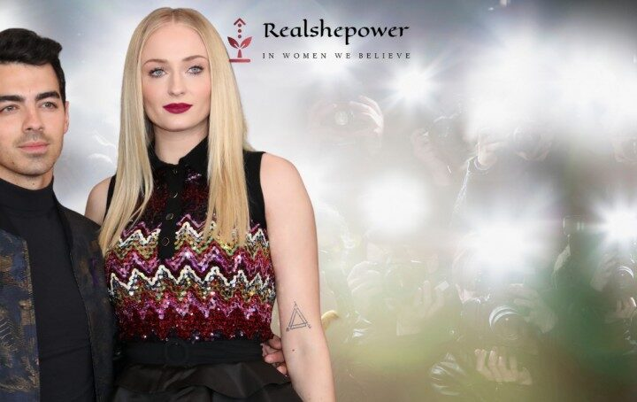 Sophie Turner Angry With Paparazzi For Clicking Daughter's Pics