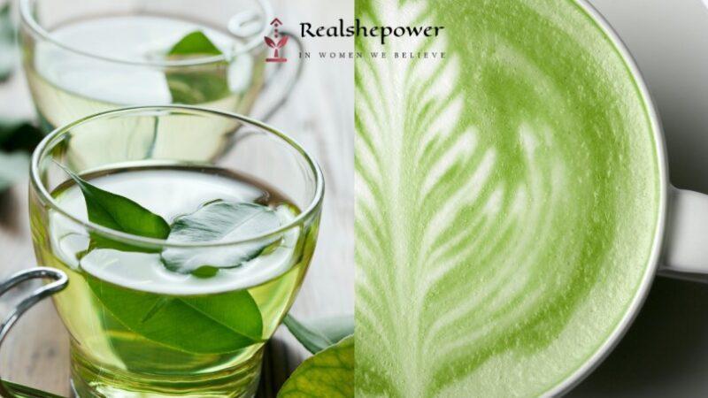 Matcha vs Green Tea, which one has more caffeine?