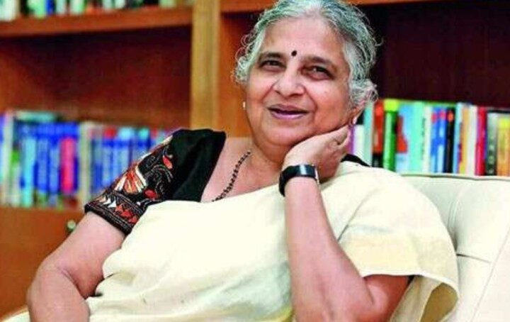 13 life quotes of Sudha Murthy for you to understand life in a better way