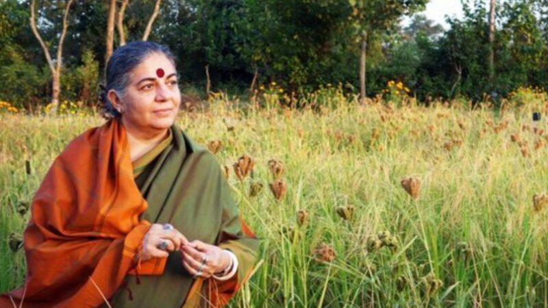 The Life of Environmental Activist Vandana Shiva