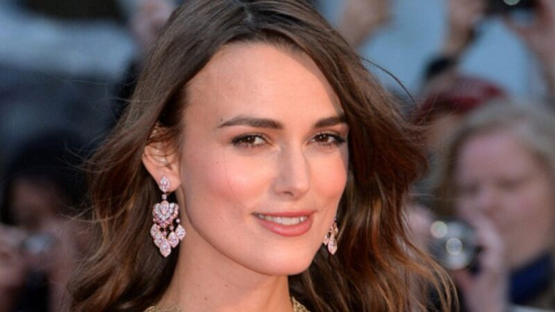 """Hollywood actress Keira Knightley says """"all women she knows have been sexually harassed"""""""