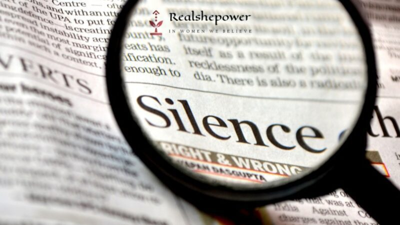 Why the world maintains its silence?