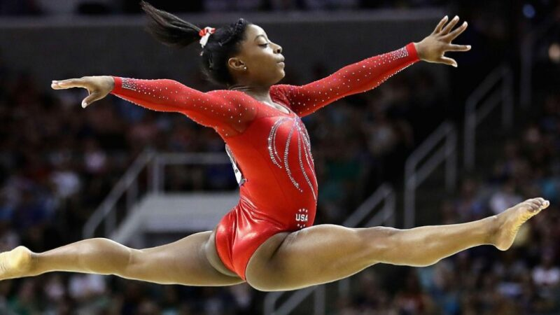 Simone Biles: The Greatest of all Time
