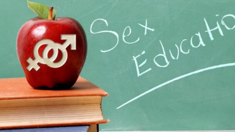 5 reasons why you need to be teaching sex education