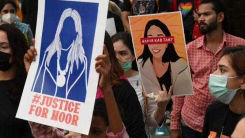 Assaults on women in Pakistan