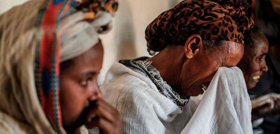 Over 1400 women raped in Tigray