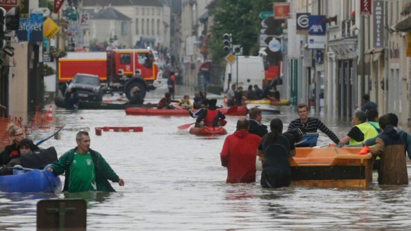 Devastating floods wreak havoc in Germany