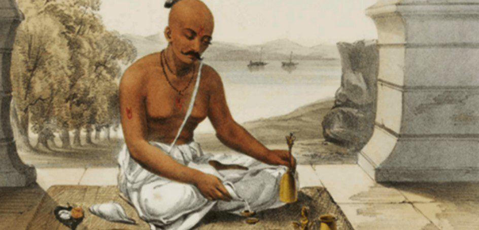 Brahmins then, Brahmins now and the future road for Brahmins