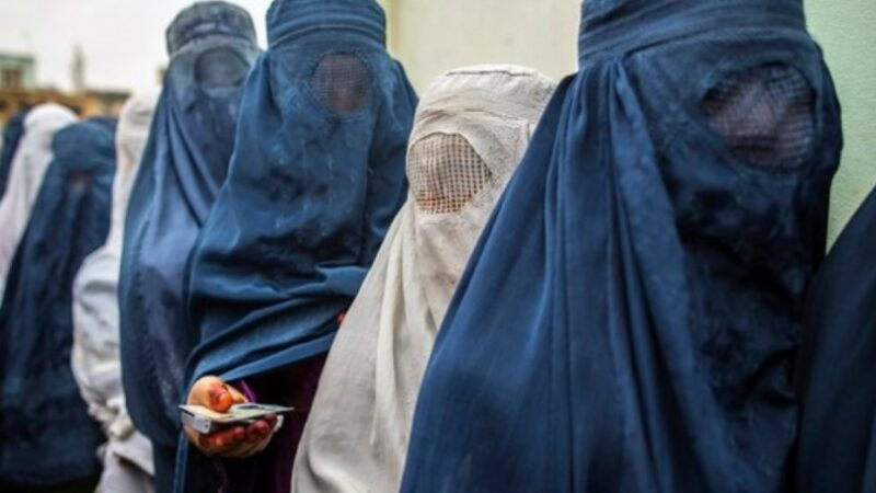 I know that the Taliban are forcing families to give their daughters as wives for their fighters