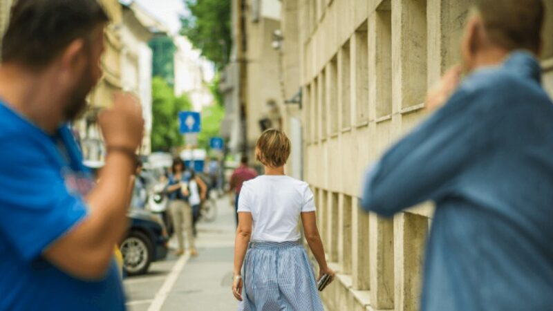 Getting catcalled, these tips might help you!