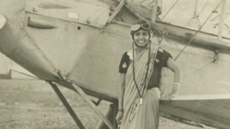Do You Know Sarla Thakral was India's First Women Pilot? Here are some unknown facts about the legend