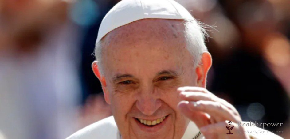 Pope says NO to same-sex marriage