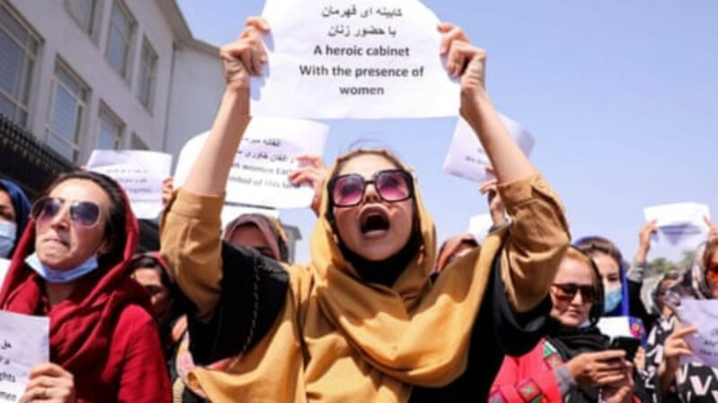 """""""Woman Can't Be A Minister. They Should Give Birth"""": Taliban"""