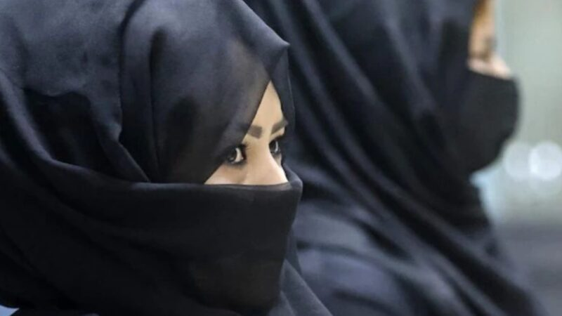 Taliban says 'Men and women cannot work together'; Sharia law doesn't allow it